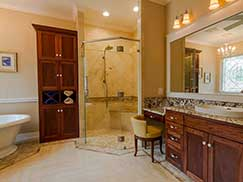 Home Remodeling Company Dallas TX Area Arthur Norman Designers - Cheap bathroom remodel company